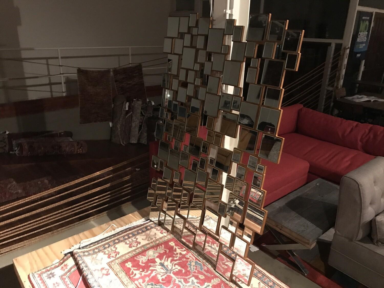 Illyria Wall Mirror - Bassett Mirror Company - M3615