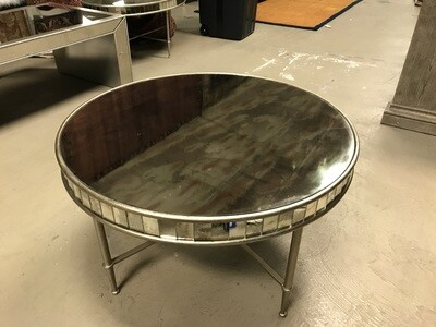 BMC Mirrored Coffee Table (Round) 18
