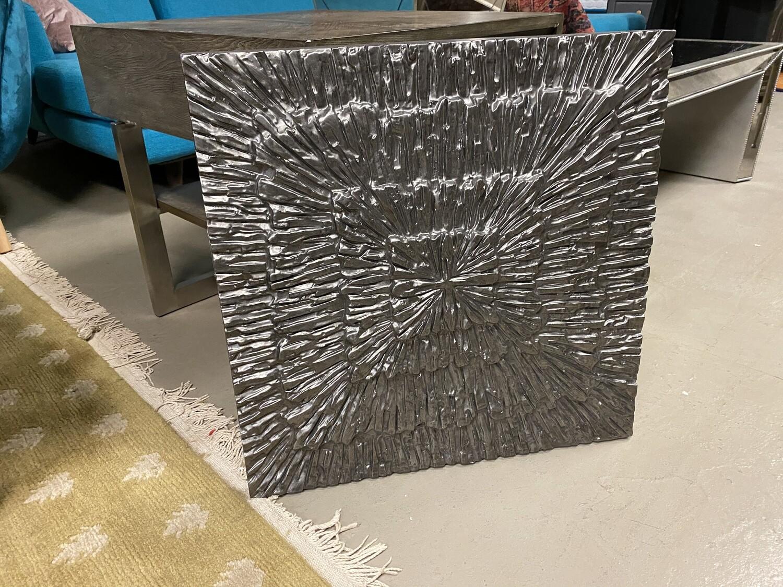 Decorative Wall Art (Silver)