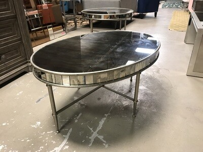 BMC Mirror Coffee Table (Oval) 17