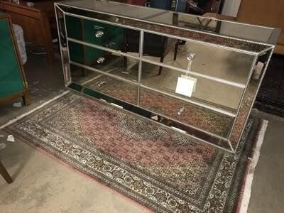 Bassett Mirror Murano Hollywood Glam Antique Mirror 6 Drawer Chest (T2624-919) 20