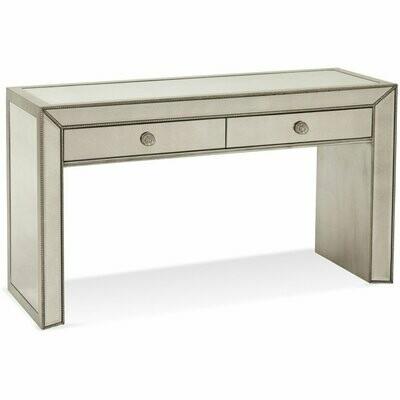 Bassett Mirror Company Living Room Murano Console T2624-400