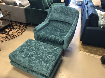 JB Knight Chair (Prime Peacock)