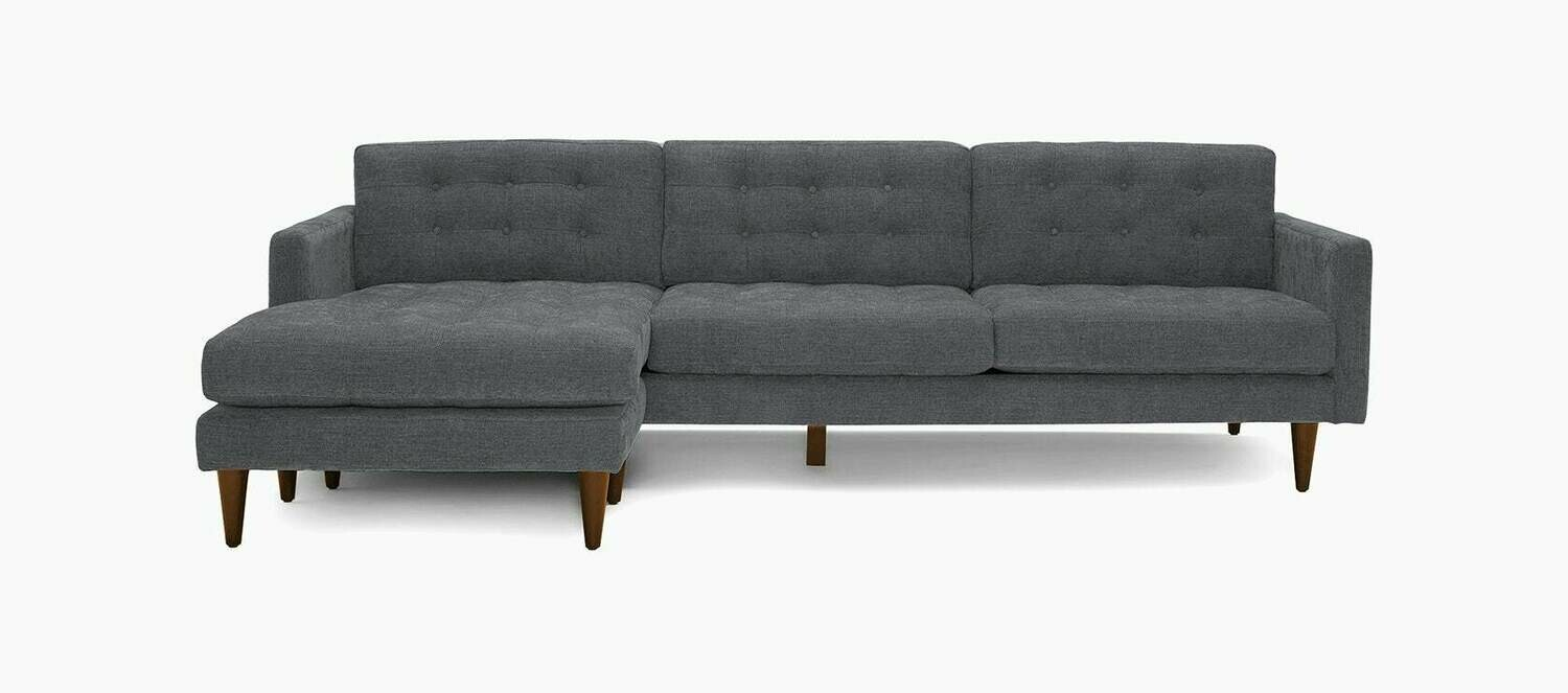 JB Eliot Reversible Sectional (Essence Ash) 2993