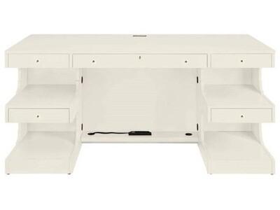 Latitude Writing Desk LATITUDE Salt Box White  927-25-03