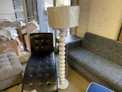 Bassett Mirror Company - Floor Lamp - White