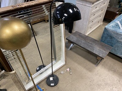 Bassett Mirror Company - Floor Lamp - Black