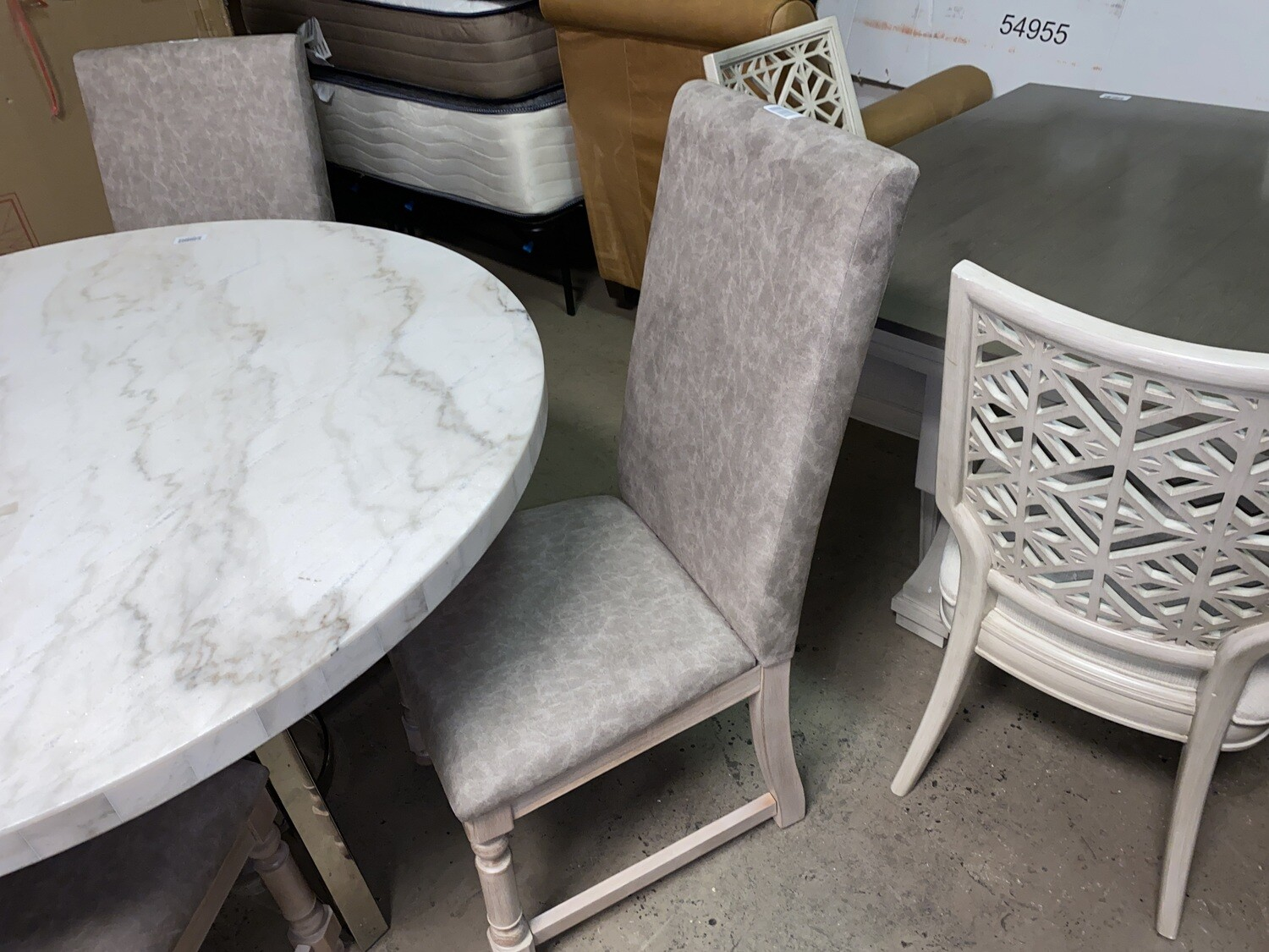 Stanley Furniture Chairs - Beige Legs - 4 included