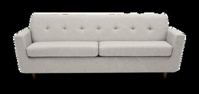 JB Hughes Sleeper Sofa - Impact Flurry  3173