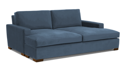 JB Anton Daybed - Milo French Blue 2850