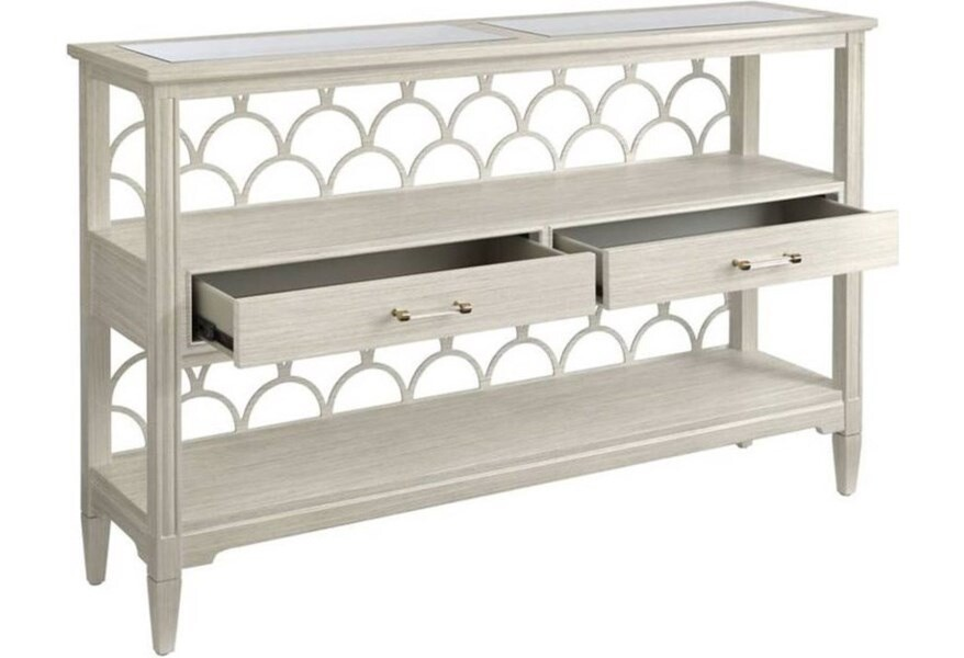 Stanley Furniture - Latitude Console Table - Oyster  927-55-05