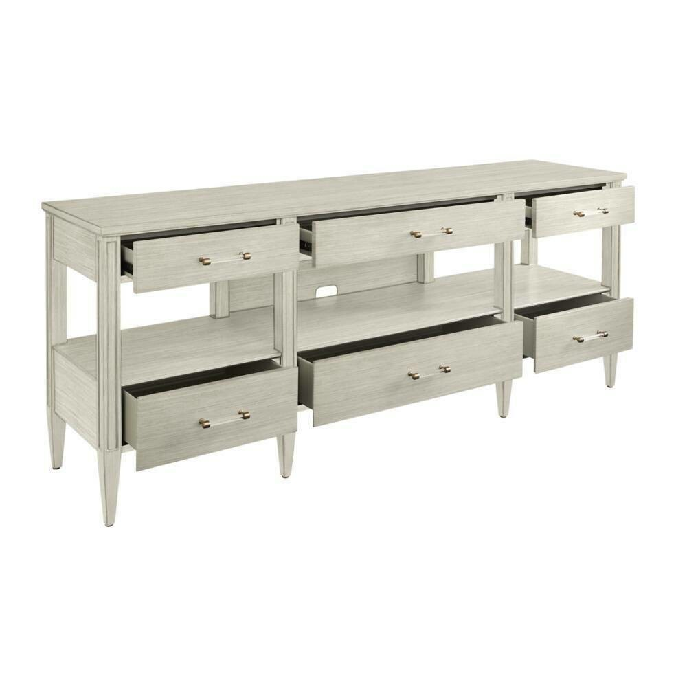 Stanley Furniture - Latitude Media Console (Oyster) 927-55-30