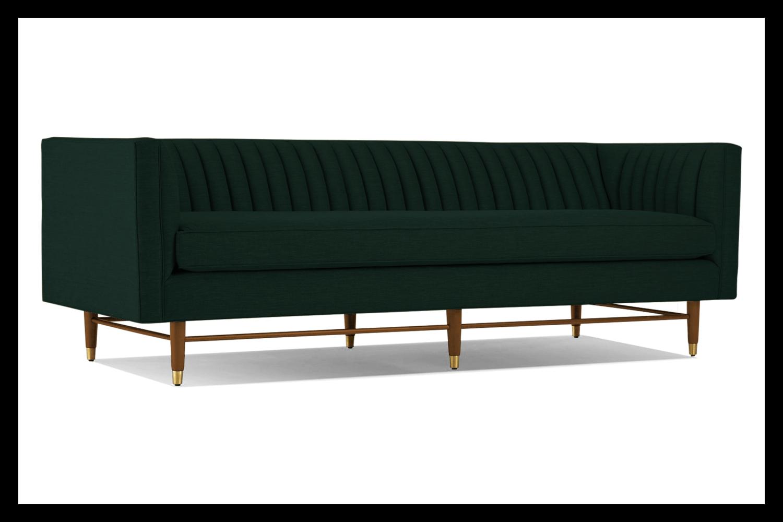 JB Chelsea Sofa Fabric (Royale Evergreen) 2887