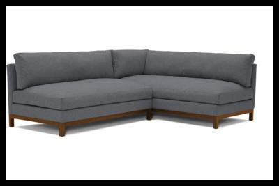 JB Arwen Corner Sectional (Essence Ash) 3707