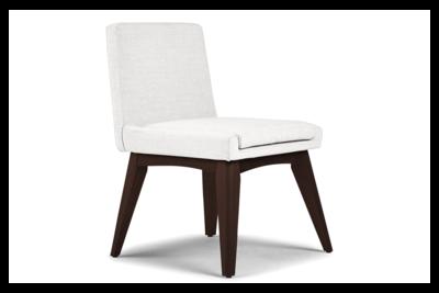 JB Spencer Dining Chair (Sunbrella Premier Fog)  (Set of 2) 1146