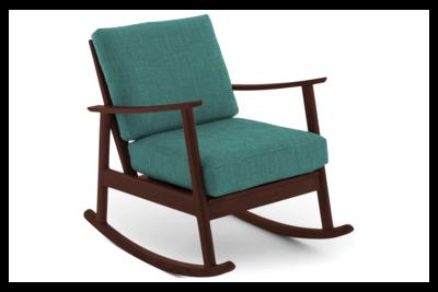 JB Paley Rocking Chair (Essence Aqua) 1279