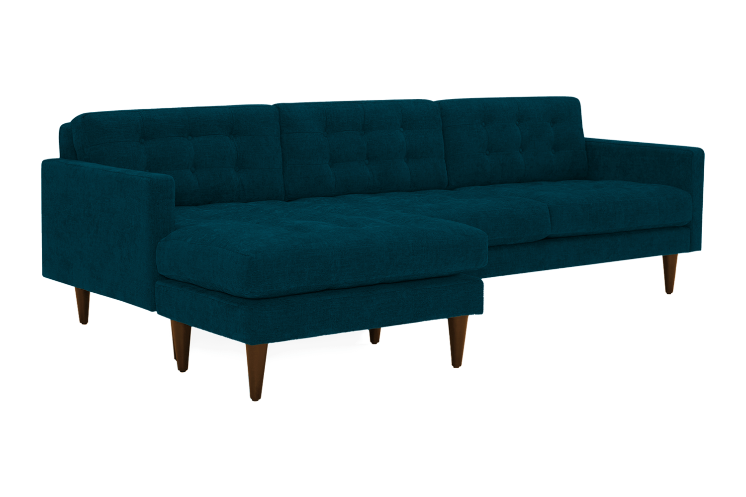 JB Eliot Reversible Sectional (Key Largo Zenith Teal) 2993