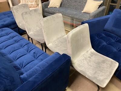 JB Rae Dining Chair (Set of 4) Royale Ash 558