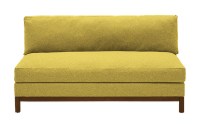 JB Arwen Armless Sofa(Taylor Golden) 1850