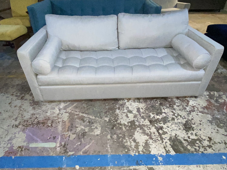 JB Briar Sleeper Sofa (Sunbrella Premier Fog)3233