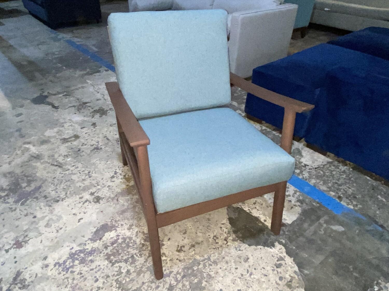 JB Paley Chair (Essence Aqua) 1279