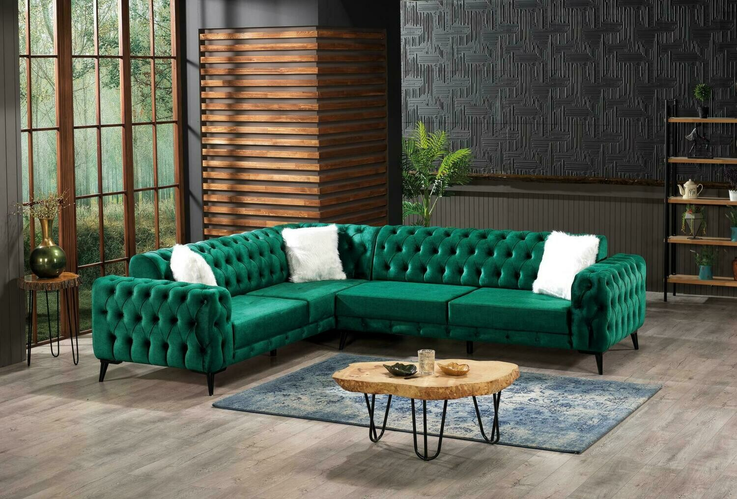 Chester Green Sectional