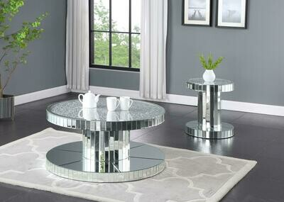 Rayner Mirror Coffee Table