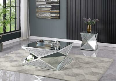 Carter Mirror Coffee Table