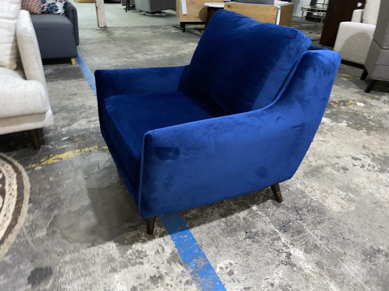 Bell Chair (Royale Cobalt) 938