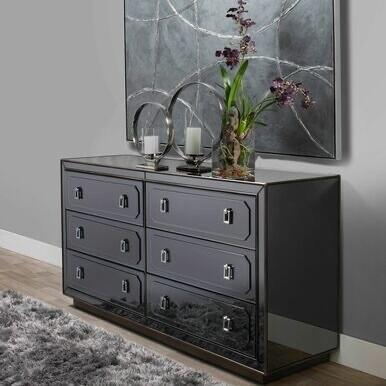 Z Gallerie - Maddox 6 Drawer Dresser