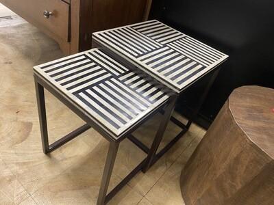 Black & White Table Set