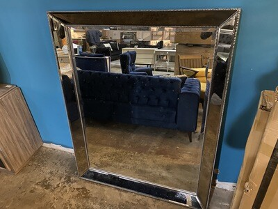 Restoration Hardware - Venetian Beaded Mirror 48x60