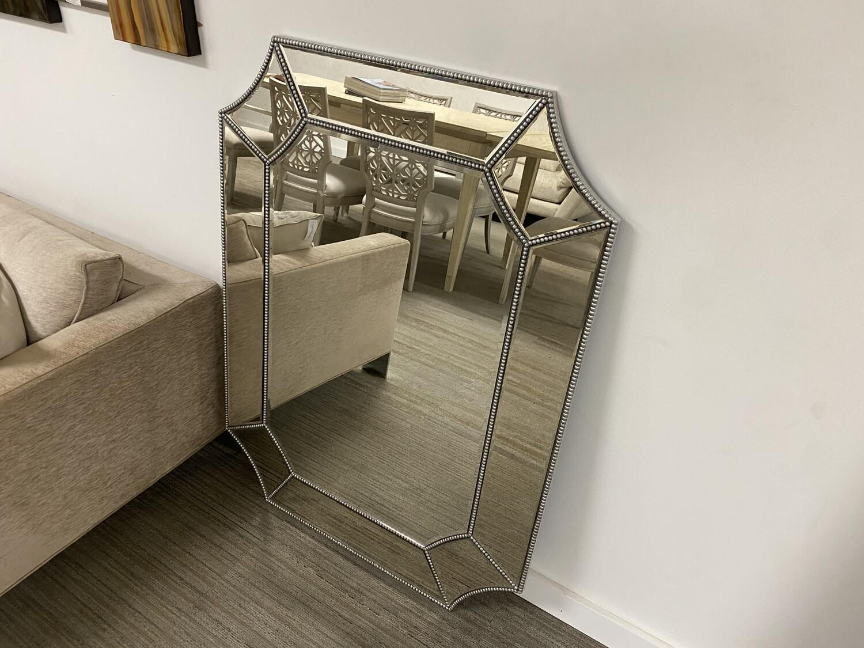 BMC Beaded Design Wall Mirror