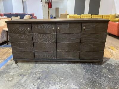 Stanley Furniture Coastal Living Resort Ocean Breakers Console - Dark Wood 062-15-31