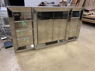 Bassett Mirror Company Murano Server #D2624-576  (3889)