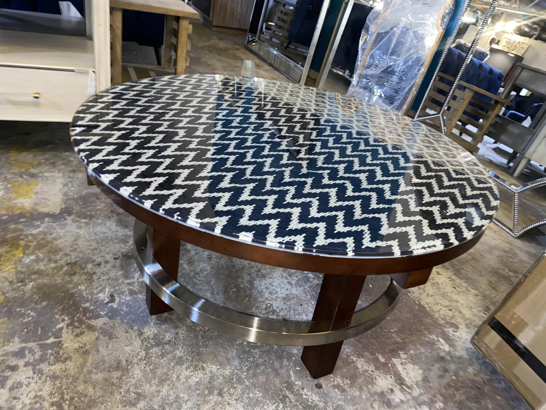 BMC Black Z Coffee Table