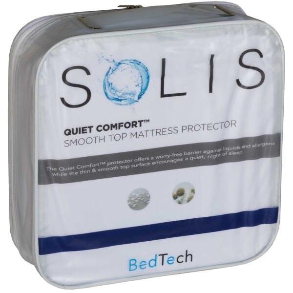 Quiet Comfort Queen Mattress Protector