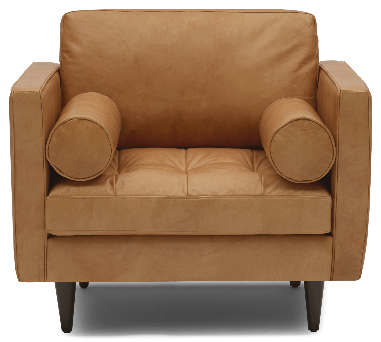 JB Briar Leather Chair (Santiago Camel) 2042