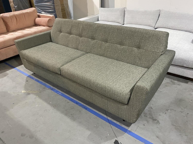 JB Hughes Sleeper Sofa (Cody Slate)  3324