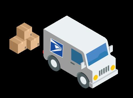 Shipping Deposit for Maddox 4 Drawer Chest/ Robert Olsen