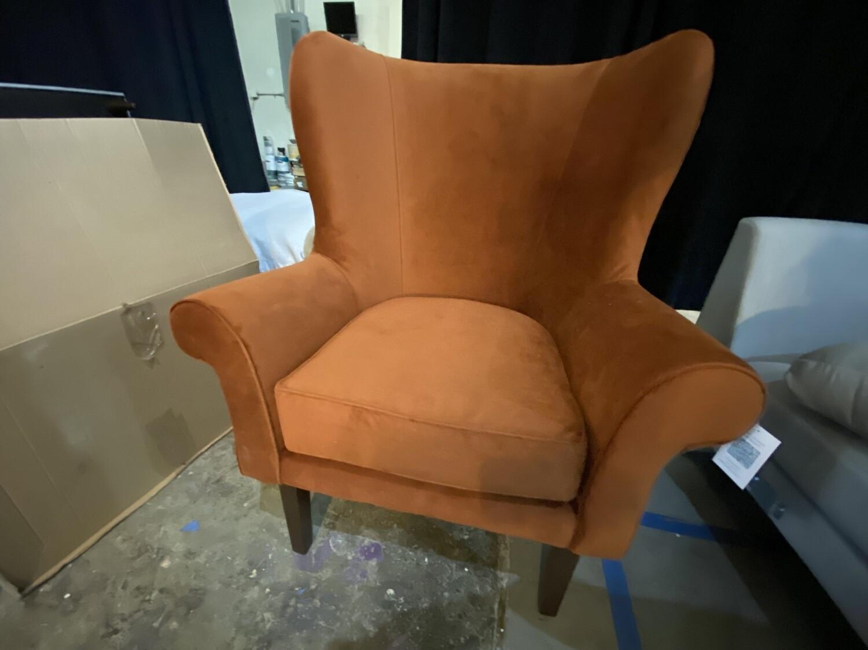 JB Ellsworth Wing Chair (Antonio Cedar) 2279
