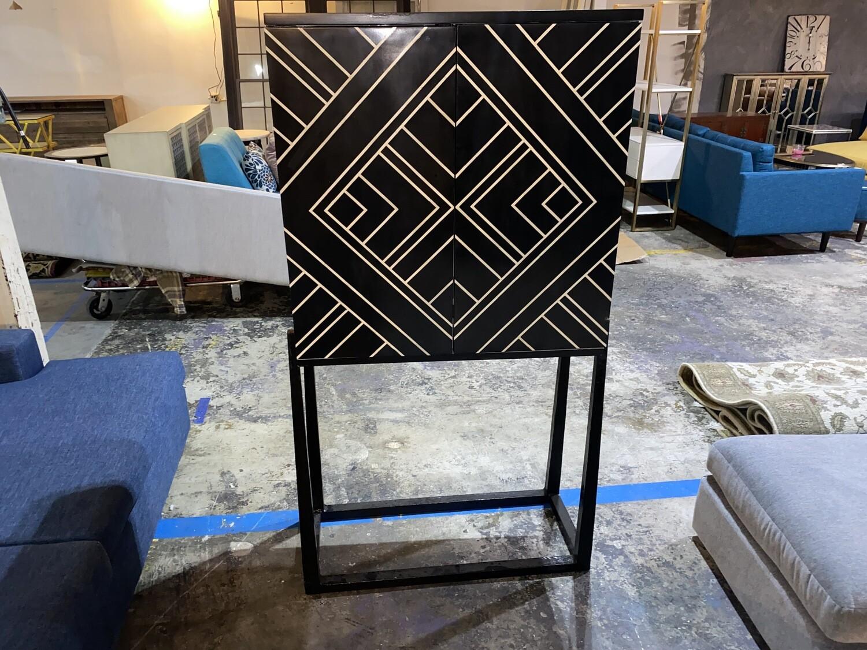 Hooker Furniture Bar (Black)