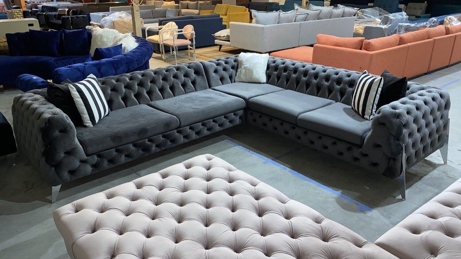 New Class Sectional
