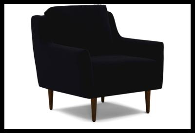 JB Bell Chair (Royale Gunmetal) 987