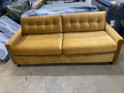 JB Hopson Sleeper Sofa (Sorrento Marigold) 3092
