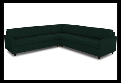 JB Eliot Corner Sectional Sleeper (3 piece) 5885