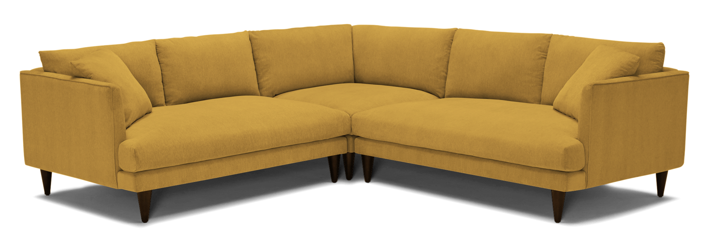 JB Lewis Corner Sectional (3 piece) Bentley Daisey 4527