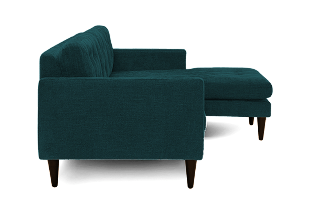JB Eliot Reversible Sectional (Royale Peacock) 3467