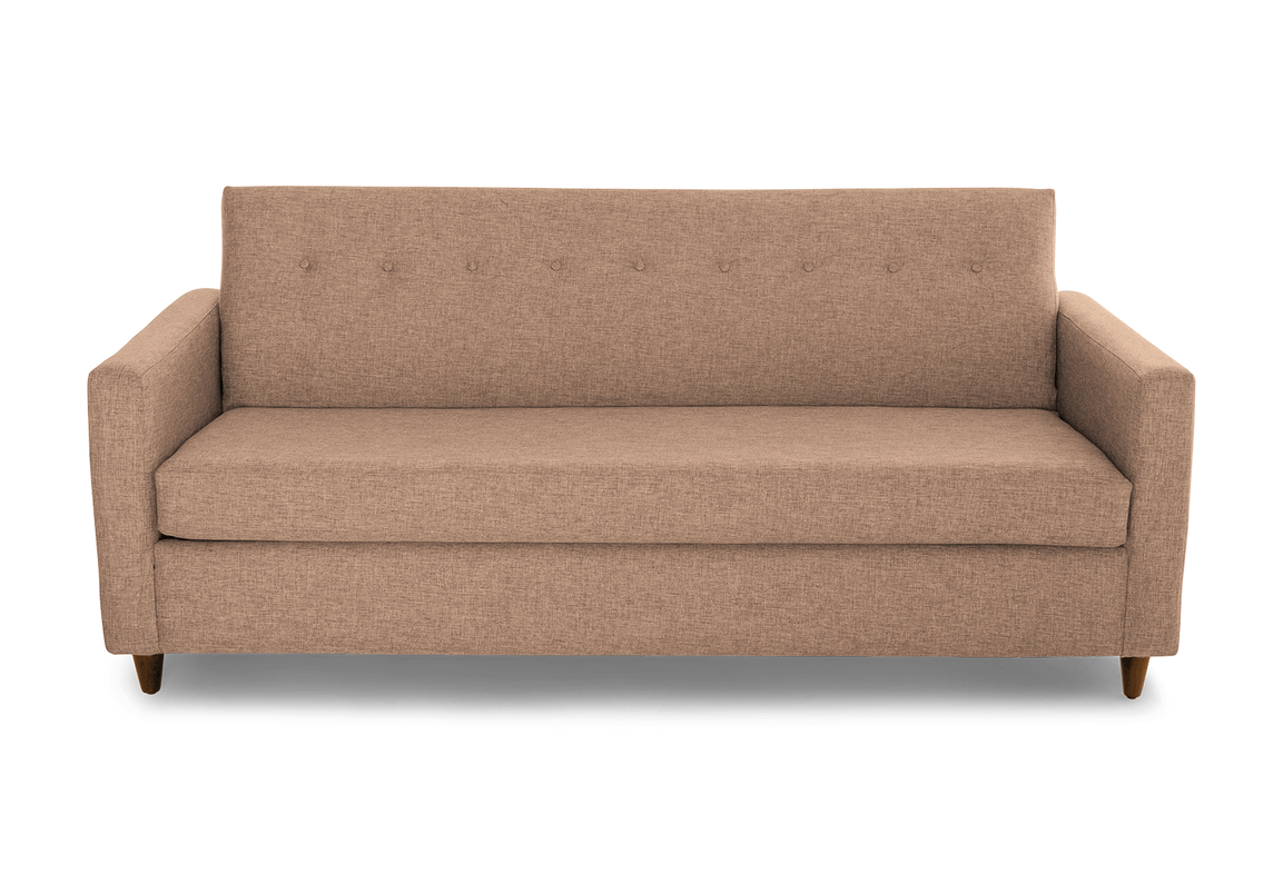 JB Korver Sleeper Sofa (Royale Blush) 3407