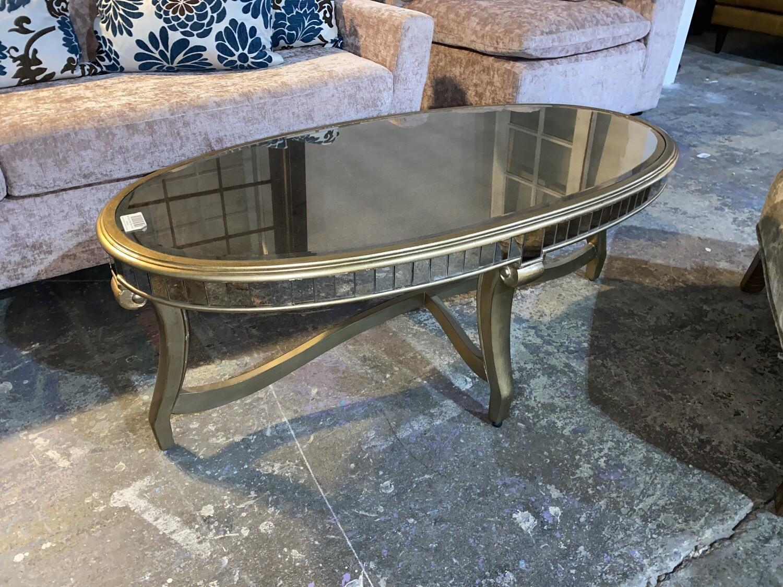 BMC Mirror Coffee Table (Oval) 17